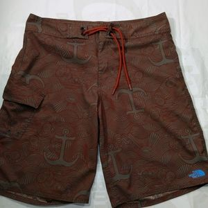North face MEN'S WATER DOME BOARDSHORTS